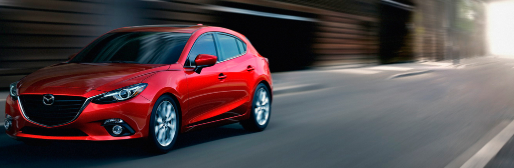 The All New 2014 Mazda3